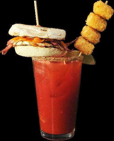 Egg Mc-Caesar